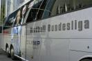 26.04.2008 Vorstellung Mannschaftsbus